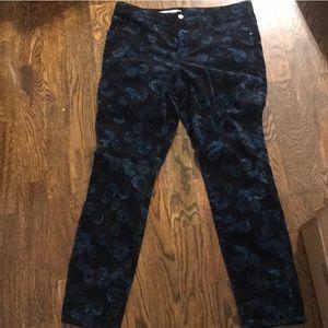 Pilcro cord jean